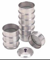 Silver Steel Lab Equipments