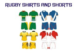 Rugby Sublimated Shirts
