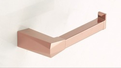 Rose Gold Paper Holder