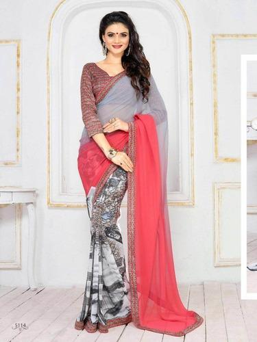 Georgette Saree Manufacturer