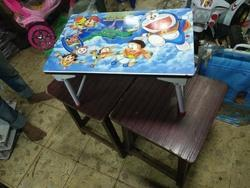 Baby Study Table Adjustable Height 3 Stage