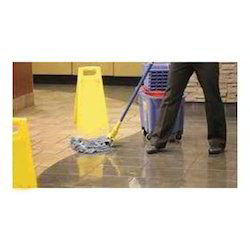 Wet Mopping Service