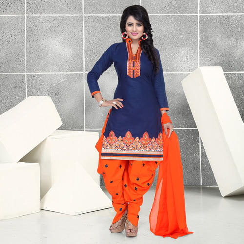 e6c6ed9935 Patiala Salwar Suit - Punjabi Patiala Suit Manufacturer from Surat
