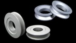 Tungsten Carbide Pulley's For Cable Scale Removing