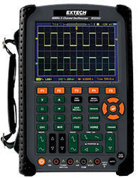 100MHz 2 Channel Digital Oscilloscope
