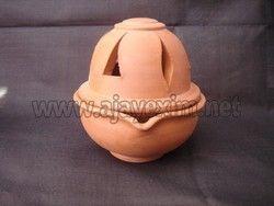 Clay Magic Lamp