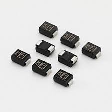 Black Single Phase SMD Diodes