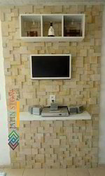 Mosaic TV Wall Cladding