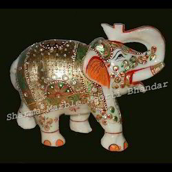 Handcrafted Elephant Statue