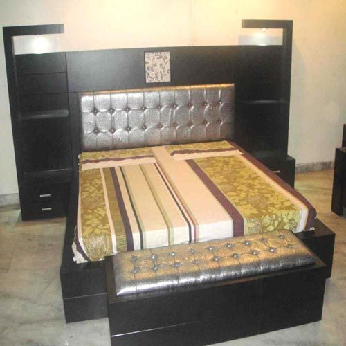 Fancy Designer Double Bed