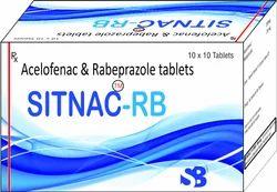 Acelofenac Rabeprazole Tablet
