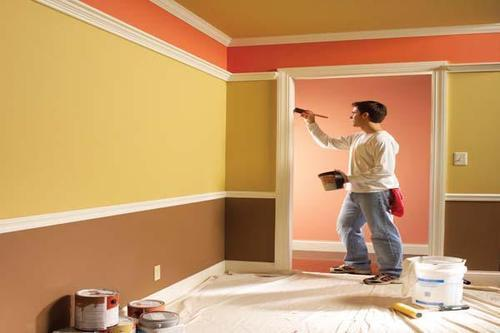 Wall Painting Service, home wall painting, house wall painting in ...