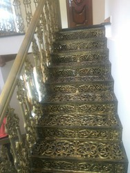 Cast Iron Staircase