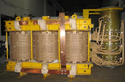 3-Phase 100kVA Dry Type Copper Wound Distribution Transformer