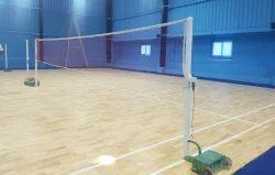 Movable Badminton Poles