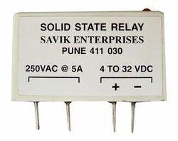 SAVIK 05 Amp 250V AC Solid State Relay, Model Name/Number: SE250VAC5A0432D