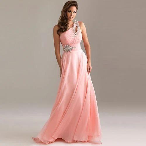 Ladies Gowns - Designer Gown Manufacturer from Surat