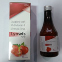 Lycopene with Multivitamin and Minerals Syrup