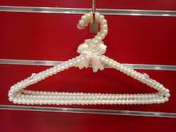 White Pearl Hangers