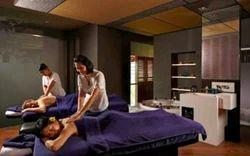 Female Face Massage