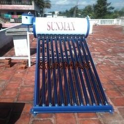 Evacuated Tube Solar Water Heater
