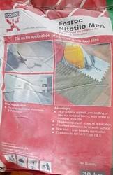 Fosroc Nitotile MPA ( Multi Purpose Tile Adhesive), Tile On Tile And Tile Fixing