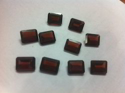 Garnet Square Gemstones