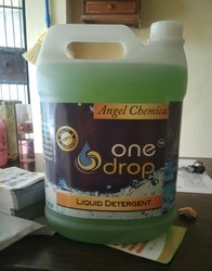 Lemon Liquid Detergent, Packaging Size: 5 Ltr, Packaging Type: Plastic Bottle
