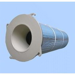 Spin Three Jaw Dust Cartridge Filter