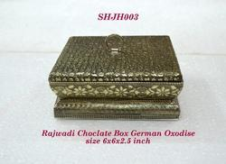 Rajwadi Chocolate Box German Oxodise