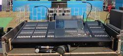 Digital Stereo Sound System Hiring