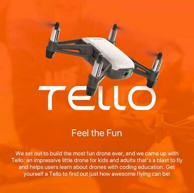 Drones - Dji Tello Drone Service Provider from Bantwal
