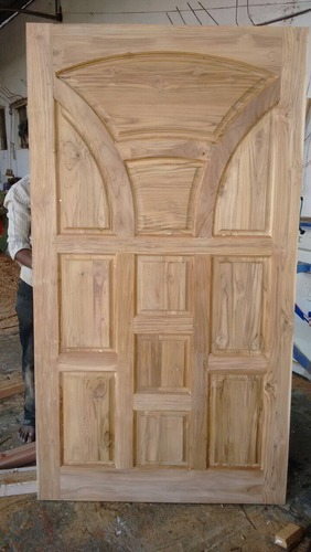 Teak Wood Door Teak Wood Doors Manufacturer From Bengaluru