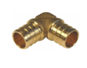 Brass Pex Male Threaded Elbow