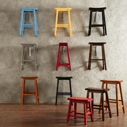柜台高凳,尺寸:8.6 x 18 x 15.6英寸