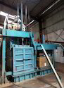 Higher Capacity Fully Automatic Coir Baling Press