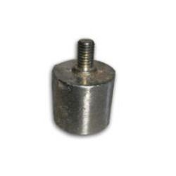 Zinc Retaining Plug Anodes
