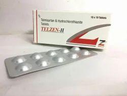 Telmistran 40 Mg  Hydroclorothiazide 12.5 Mg