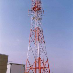 Gantry Communication Towers Fabrication