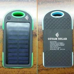 Mobile Solar Power Bank