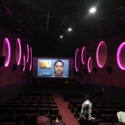 Miniplex Theater Design