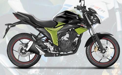 Suzuki Gixxer Bike Pride Suzuki Authorized Retail Dealer In