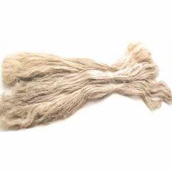 Jute Fibber Brown Raw Flax Fiber, for Spinning, Packaging Type: Carton