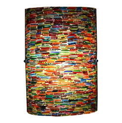 Multi Mosaic Wall Lamp