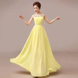 Designer Gown - Beaded Long Gowns Manufacturer from Gautam Budh Nagar