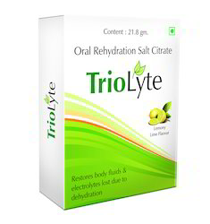 Oral Rehydration Salt Citrate