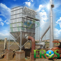 Air Pollution Control Device for Recycling Plant