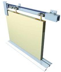 Stainless Steel Hendesrson Sliding Patio Doors