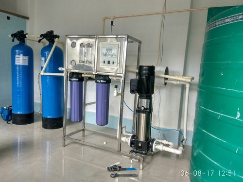 Water Treatment Plant - 250 LPH RO Plant Manufacturer from