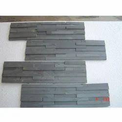 Black Gray Stacking Stone